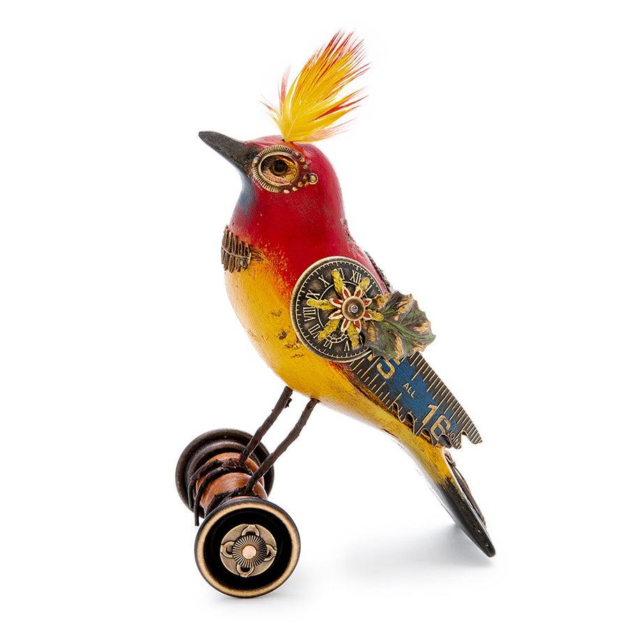 Bird on Wheels #713