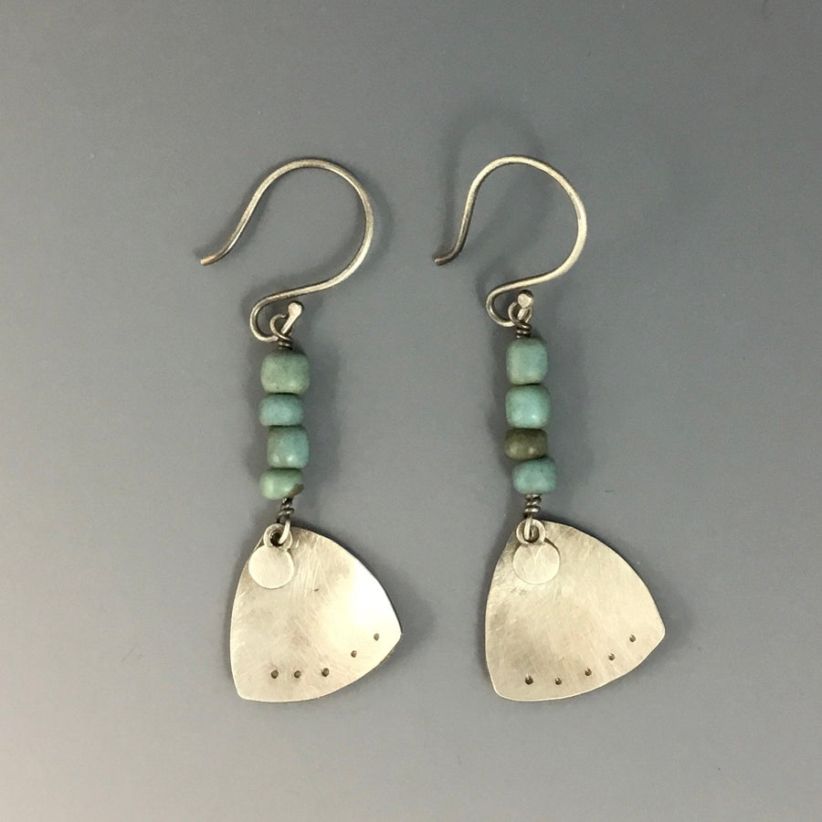All I Wanted Was Spring Earrings - Blue
