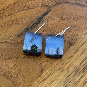 Little Home Earrings