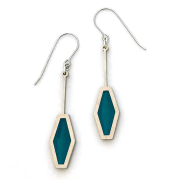 Argyle Earrings