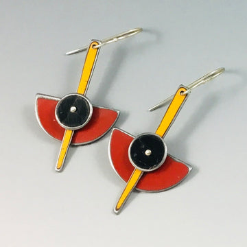 Earrings E54