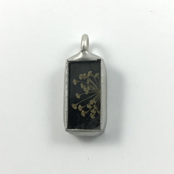 Mini Rectangle Pendant #1