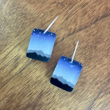 Mountains Earrings