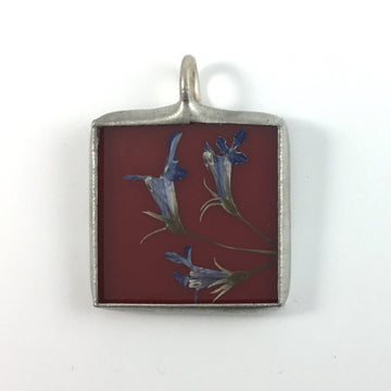 Big Square Pendant #1