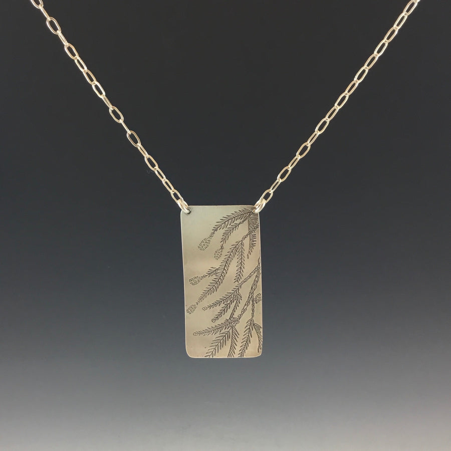 Redwood Necklace