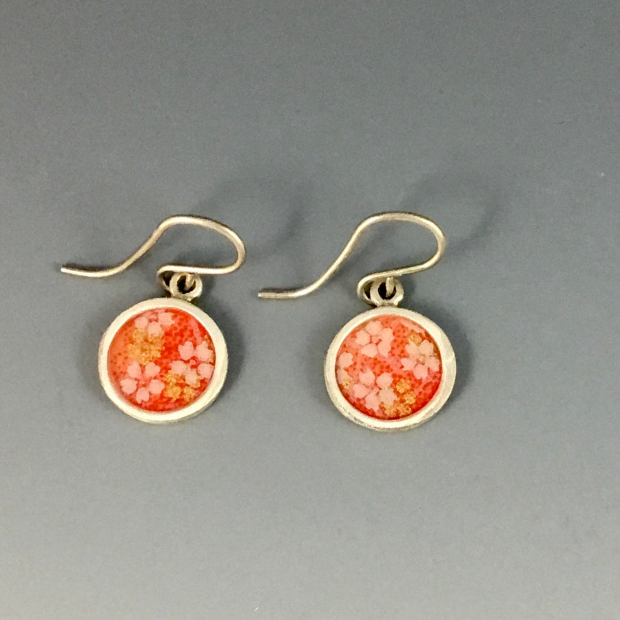 Circle Drop Earrings ER3