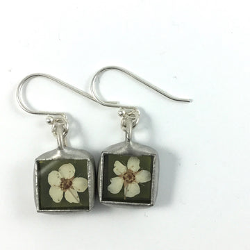 Square Earrings #1