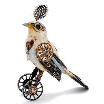 Bird on Wheels #96