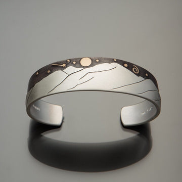 Bridger Mountains Bracelet