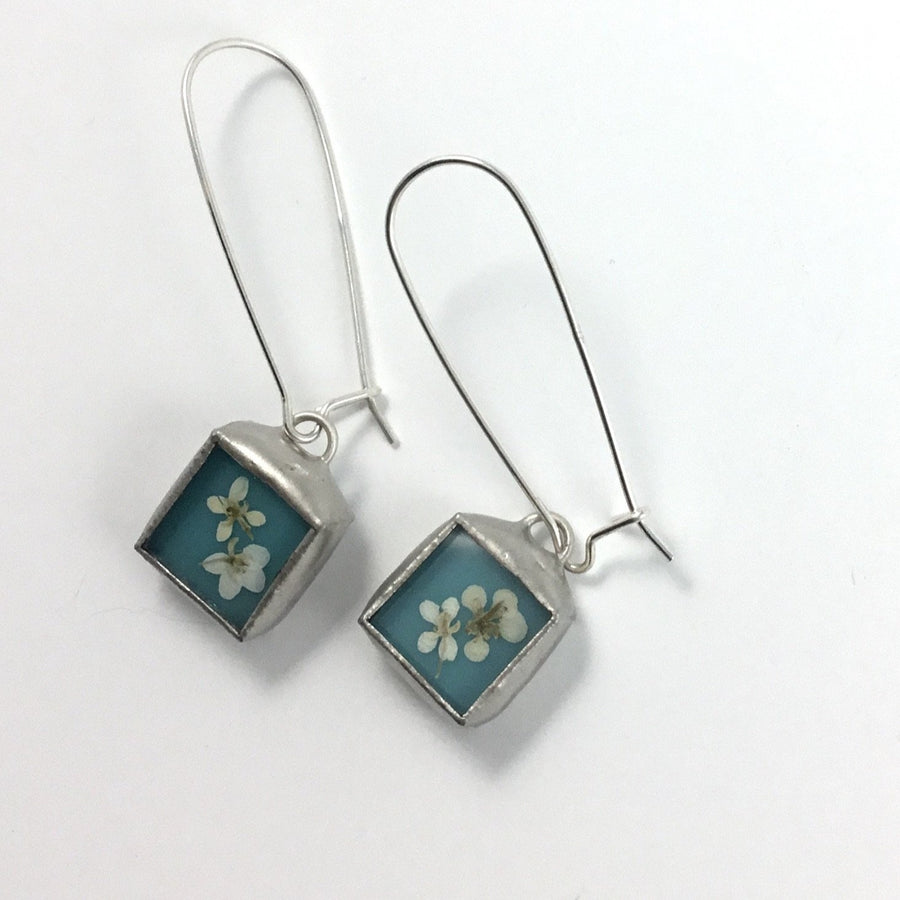 Square Earrings #2