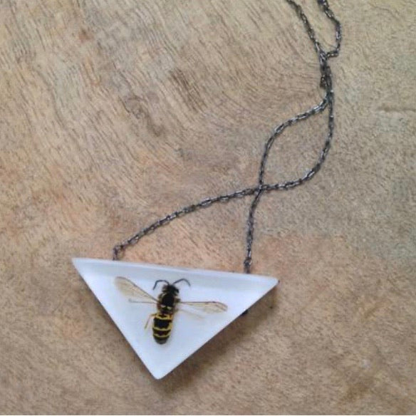 Yellowjacket Necklace