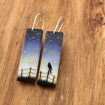 Fireflies Earrings