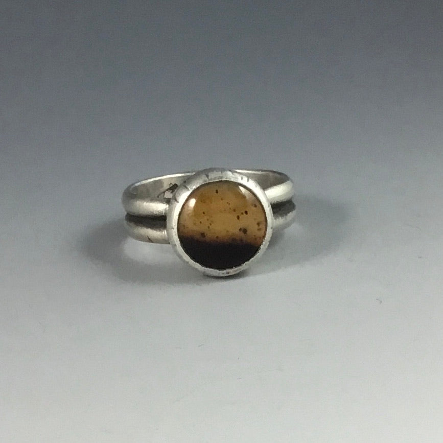 Montana Agate Ring