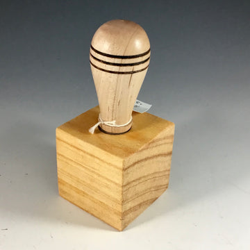 31418 Maple Bottle Stopper