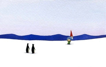 Gnome Moons Penguins
