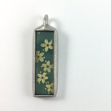 Long Rectangle Pendant #5