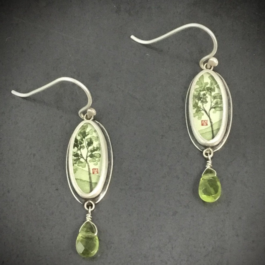 Spring Maple Earrings