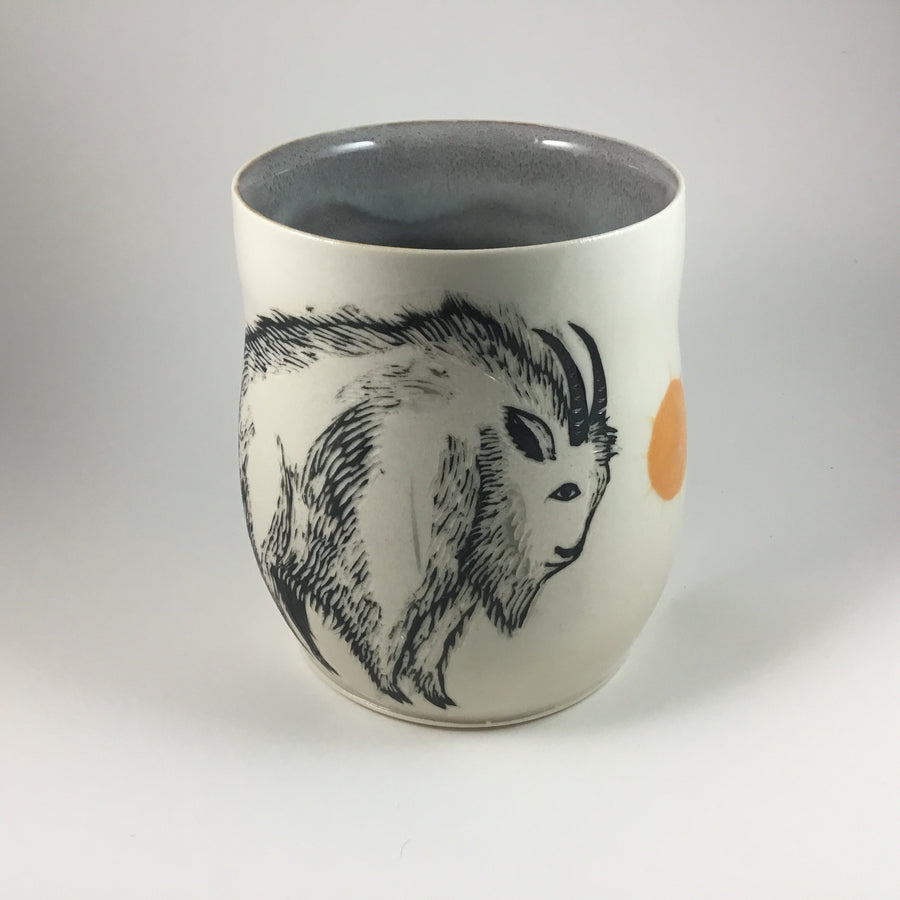 Mountain Goat Cup