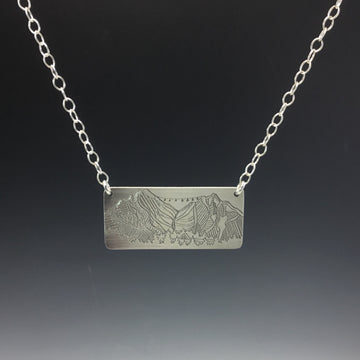 Peak to Peak Necklace