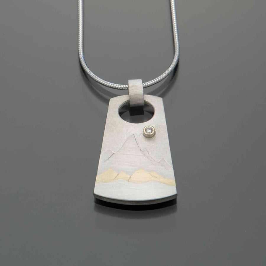 In the Mountains Pendant