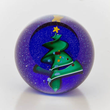 Paperweight - O'Christmas Tree