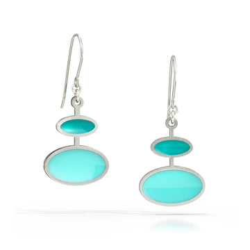 Bubble Drop Earrings