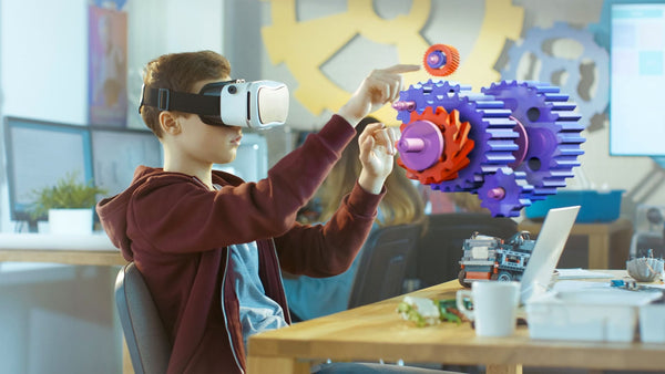 Need of Augmented Reality (AR) for Modern Learning