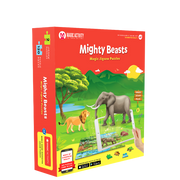 Mighty Beasts-AR Jigsaw Puzzles