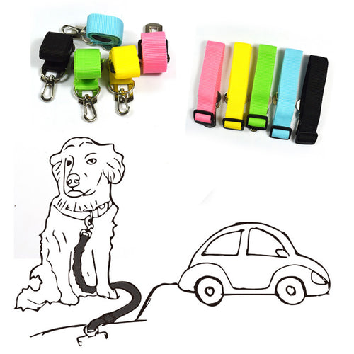 Car seatbelt for your dog