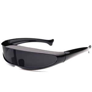 Super cool dolphin fish shape waterproof sunglass