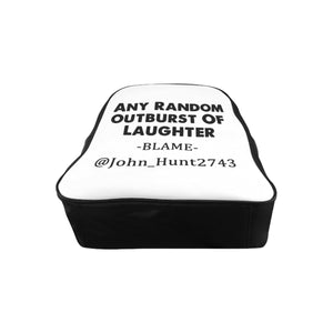 Any Random Outburst Of Laughter Backpack