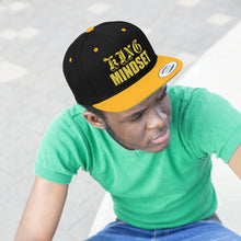 Load image into Gallery viewer, King Mindset Unisex Flat Bill Hat