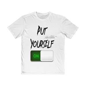 Put Yourself On T-Shirt (Mens)