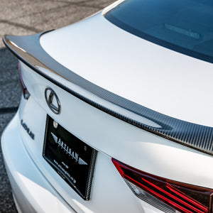 Artisan Spirits Lexus IS F Sport Boot Spoiler