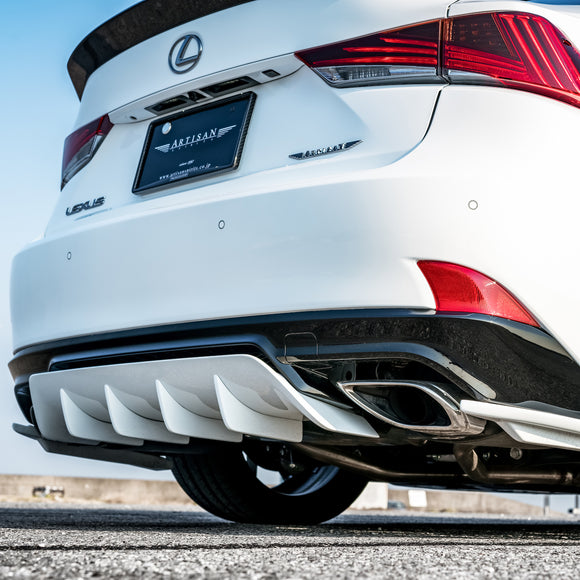 Artisan Spirits Lexus IS F Sport Rear Diffuser