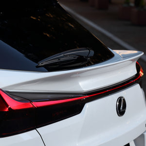 Artisan Spirits Lexus UX F Sport Sports Line BLACK LABEL Boot Spoiler
