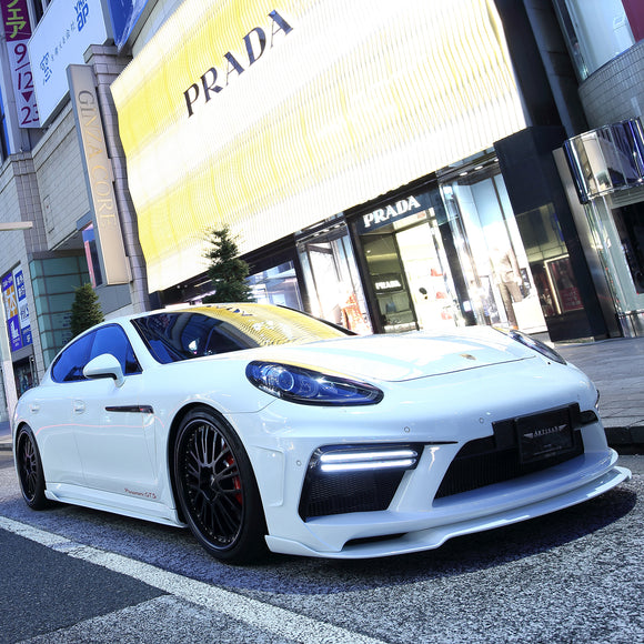 Artisan Spirits Porsche Panamera GTS/Turbo 970CXPA Sports Line BLACK LABEL Aero Kit (2014MY)