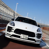 Artisan Spirits Porsche Macan Turbo Sports Line BLACK LABEL Aero Kit