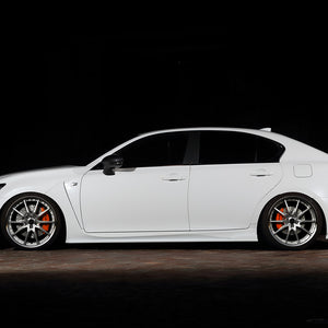 Artisan Spirits Lexus GS F Side Lip Spoilers