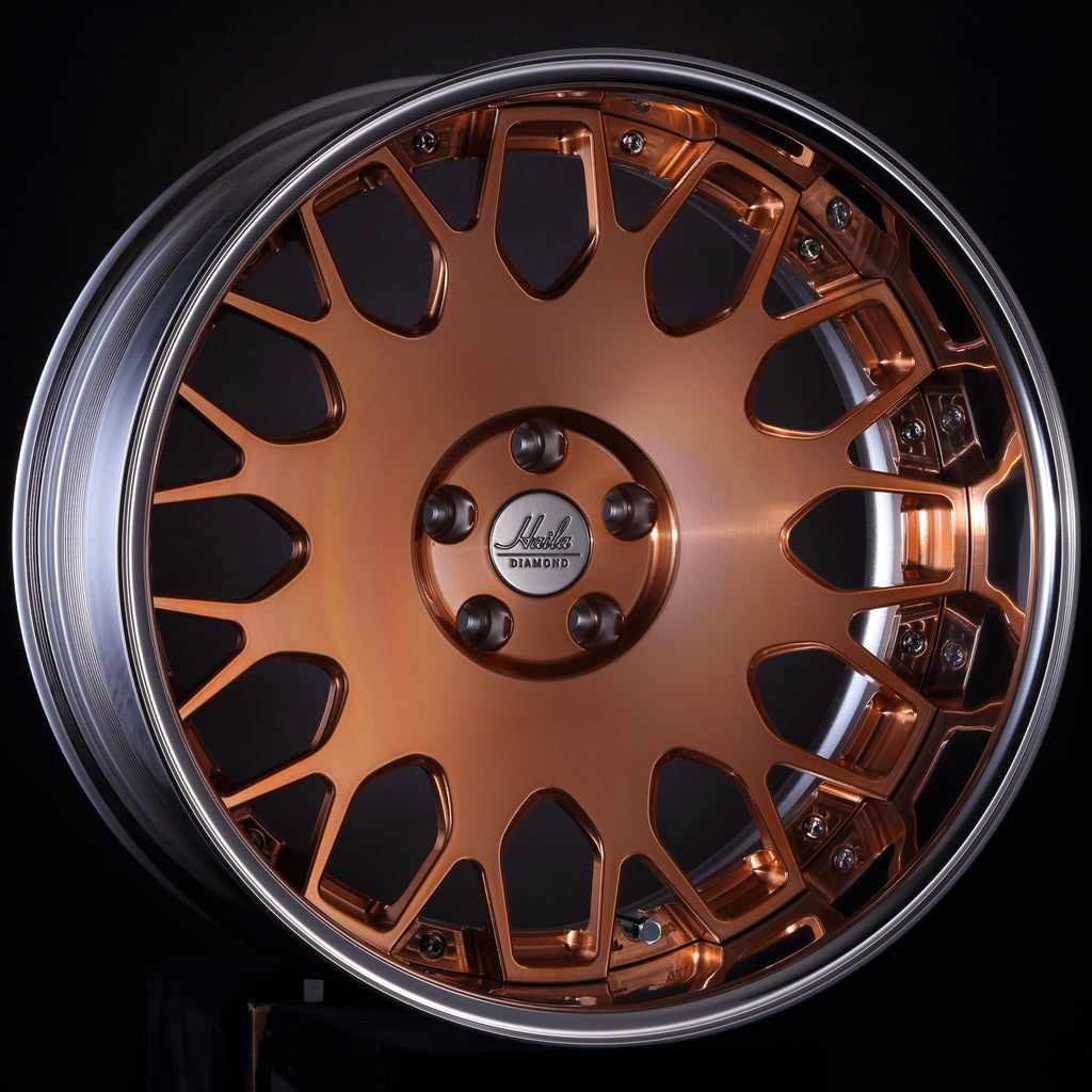 "Haila Diamond HD-F03 20"" Wheels"