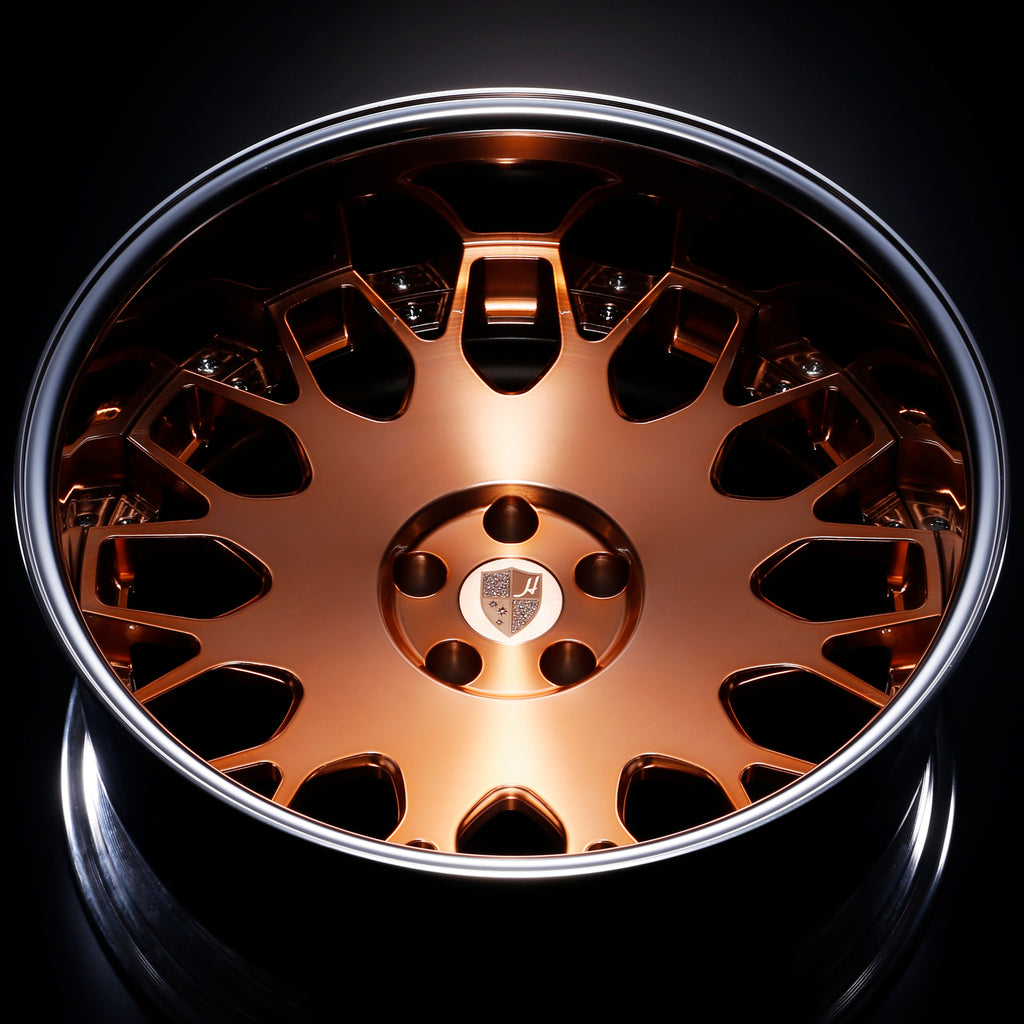 "Haila Diamond HD-F03 21"" Wheels"