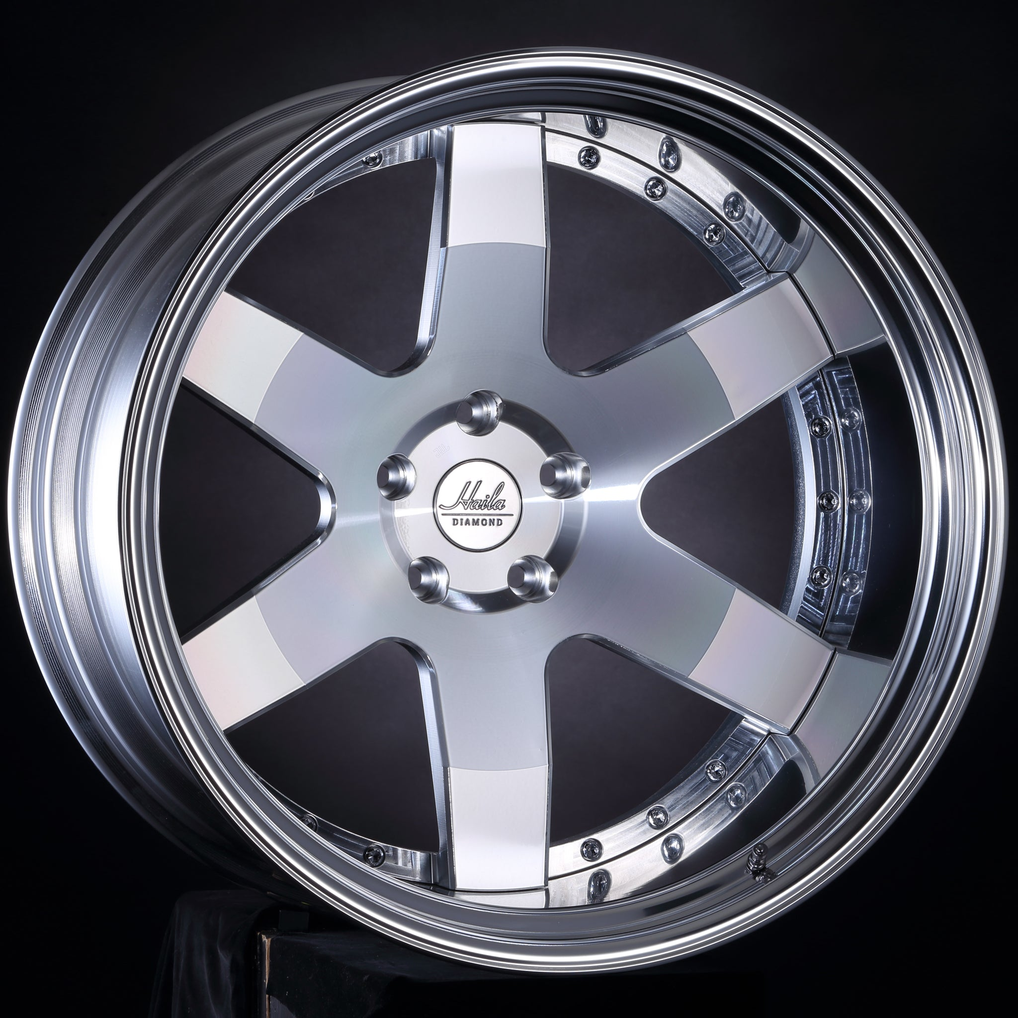 "Haila Diamond HD-F06 20"" Wheels"