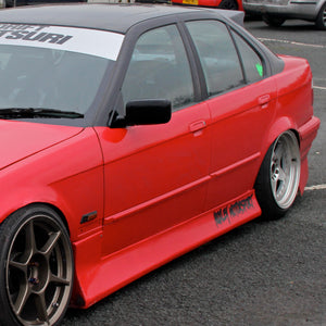 HM-Sports BMW E36 Saloon Side Skirts