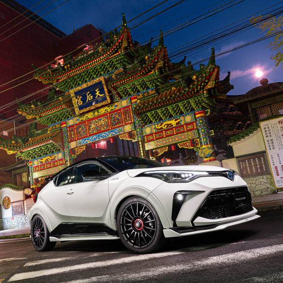 Artisan Spirits Toyota C-HR 2019+ (Facelift Model) Sports Line BLACK LABEL Aero Kit