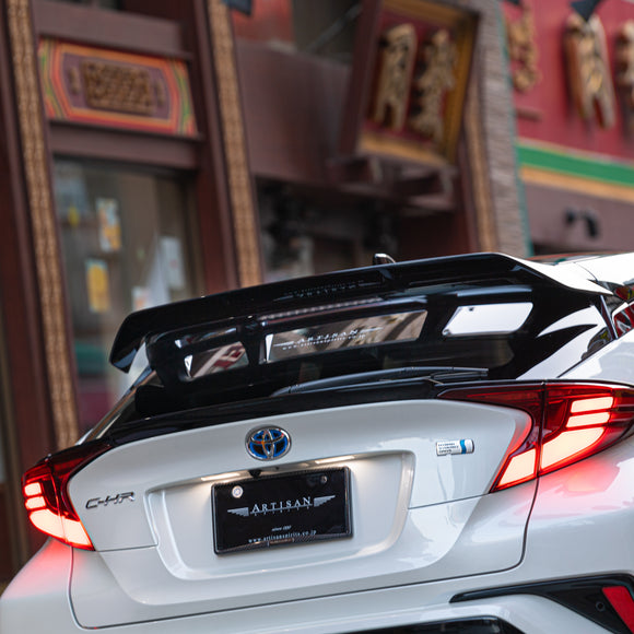 Artisan Spirits Toyota C-HR 2019+ (Facelift Model) Roof Spoiler