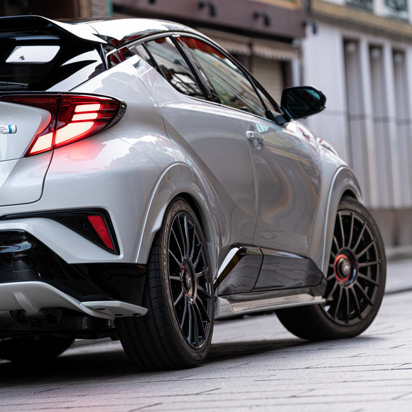 Artisan Spirits Toyota C-HR 2019+ (Facelift Model) Overfender Kit