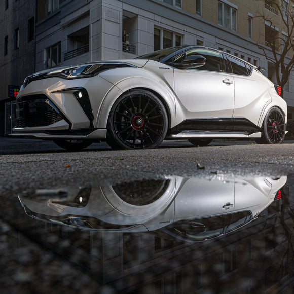 Artisan Spirits Toyota C-HR 2019+ (Facelift Model) Side Lip Spoilers
