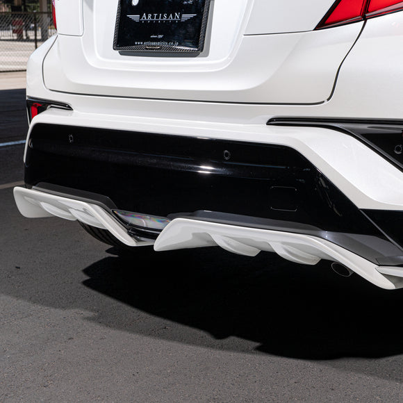 Artisan Spirits Toyota C-HR 2019+ (Facelift Model) Rear Diffuser