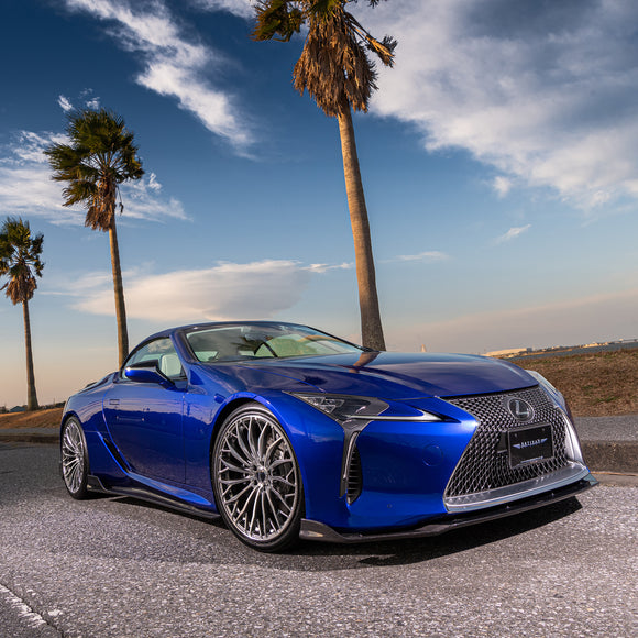Artisan Spirits Lexus LC500 Convertible Sports Line BLACK LABEL Aero Kit