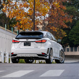 Artisan Spirits Lexus RX (2019+) Sports Line BLACK LABEL Aero Kit